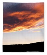 Splendid Cloudscape 11 Fleece Blanket