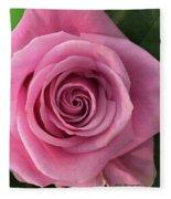Splendid Rose Fleece Blanket