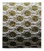 Sponge Mop Fleece Blanket