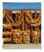 Sponges For Sale Fleece Blanket