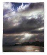 Spot O' Sun Fleece Blanket