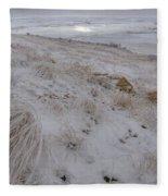 Spot Of Sun Fleece Blanket