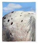 Spotted  Fleece Blanket