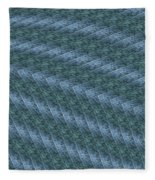 Spotted Sea Bass Fleece Blanket