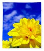 Spring 2015-pic18 Fleece Blanket
