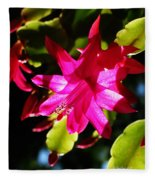 Spring Blossom 15 Fleece Blanket