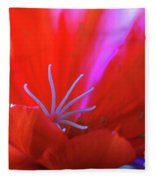 Spring Blossom 8 Fleece Blanket