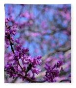 Spring Color Pop Fleece Blanket
