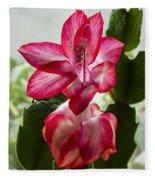Spring Flower 7 Fleece Blanket
