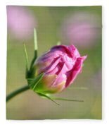 Spring Flower Savannah, Ga Fleece Blanket