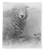 Spring Has Sprung Fleece Blanket