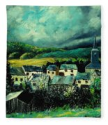 Spring In Daverdisse Fleece Blanket