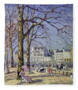 Spring In Hyde Park Painting By Alice Taite Fanner