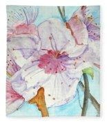 Spring Fleece Blanket