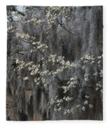 Spring Mystery Fleece Blanket