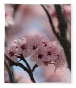 Spring On The Air Fleece Blanket