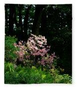Spring Spotlight Fleece Blanket