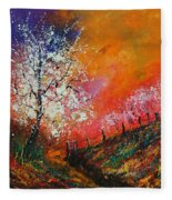 Spring Today Fleece Blanket