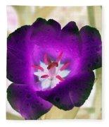 Spring Tulips - Photopower 3028 Fleece Blanket