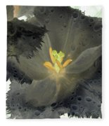 Spring Tulips - Photopower 3106 Fleece Blanket