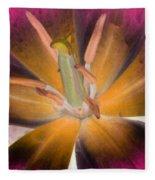 Spring Tulips - Photopower 3109 Fleece Blanket