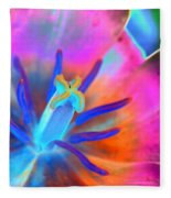 Spring Tulips - Photopower 3127 Fleece Blanket