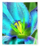 Spring Tulips - Photopower 3150 Fleece Blanket