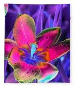 Spring Tulips - Photopower 3154 Fleece Blanket