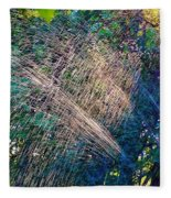 Sprinkler Fun Fleece Blanket