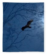 Sprit In The Sky Fleece Blanket