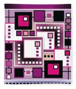Square Fleece Blanket
