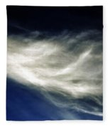 Squid Cloud Fleece Blanket