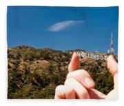 Squish - Beachwood Canyon Fleece Blanket