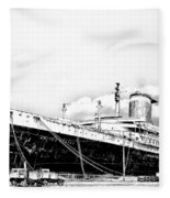 Ss United States Fleece Blanket