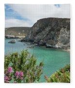 St Agnes Coast Fleece Blanket