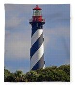 St. Augustine Lighthouse Fleece Blanket