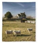 St Bartholomew Goodnestone Fleece Blanket