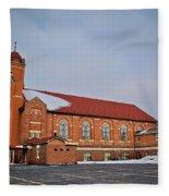 St Bernards Church Fleece Blanket