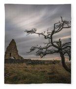 St Britas Kapell Fleece Blanket