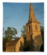 St Davids Church Fleece Blanket