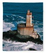 St. George Reef Light Fleece Blanket