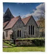 St James The Great Elmsted Fleece Blanket