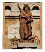 St. Jerome Fleece Blanket