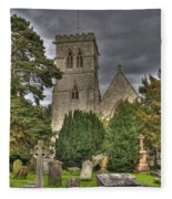 St John The Evangalist Stanmore Fleece Blanket