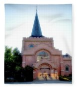 St. John's Episcopal Church Fleece Blanket