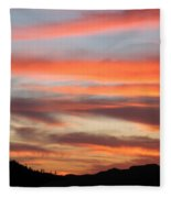St. Joseph's Sunset Fleece Blanket