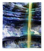 St. Louis Canyon Liquid Gold Fleece Blanket