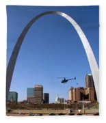 St. Louis Fleece Blanket