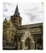 St. Magnus Cathedral Fleece Blanket