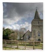 St Margaret Hothfield Fleece Blanket